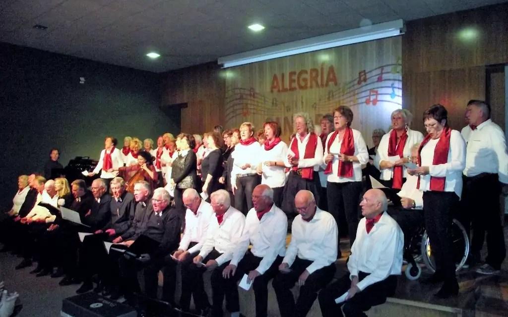 Benefietconcert voor alzheimercentra in Teulada-Moraira doorslaand succes!