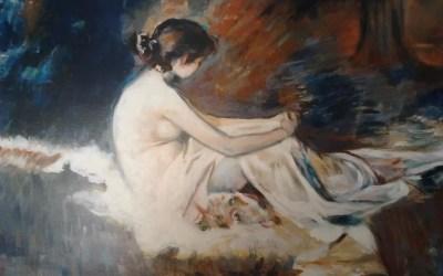 Een penseelstreek: vrouwen
