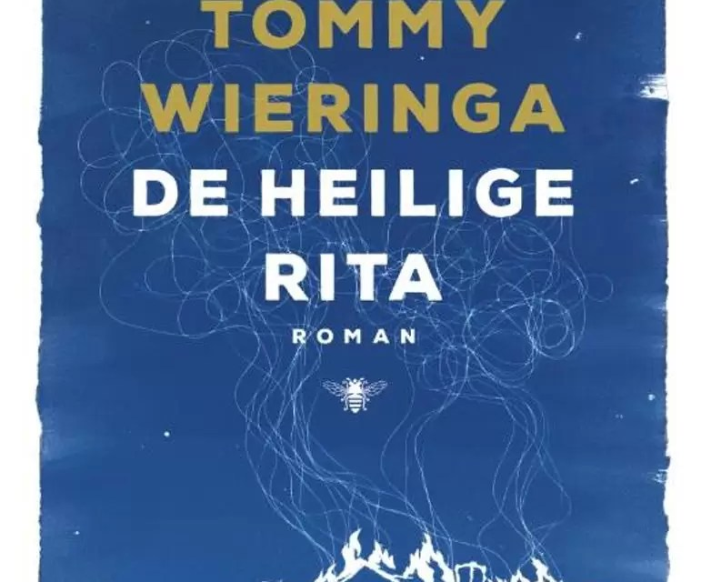 Nieuw in de bieb: De heilige Rita – Tommy Wieringa