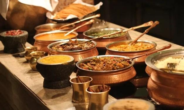 Indisch buffet 1 juli