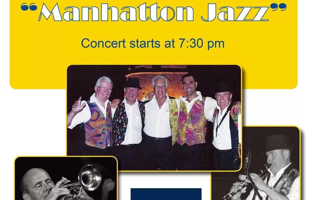Manhaton Jazz 9 sept 2018