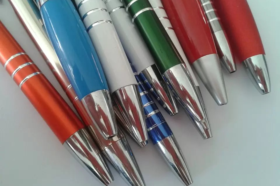 Pennen oproep