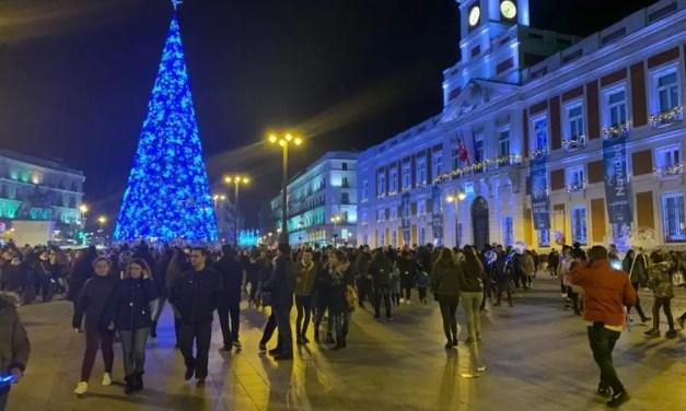 Verslag Kerstreis Madrid december 2019