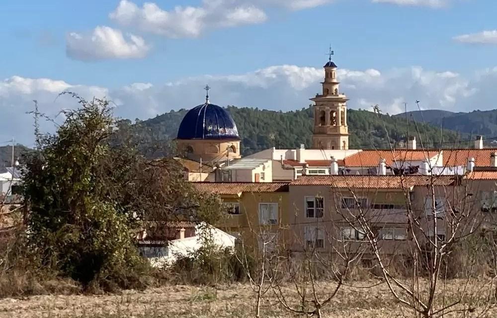 Verslag stadswandeling Jalón 21 november 2020
