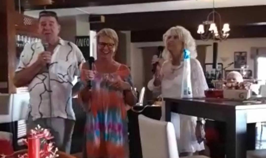 Verslag karaoke 20 juni 2021