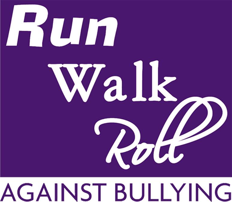 Run Walk Roll Against Bullying logo