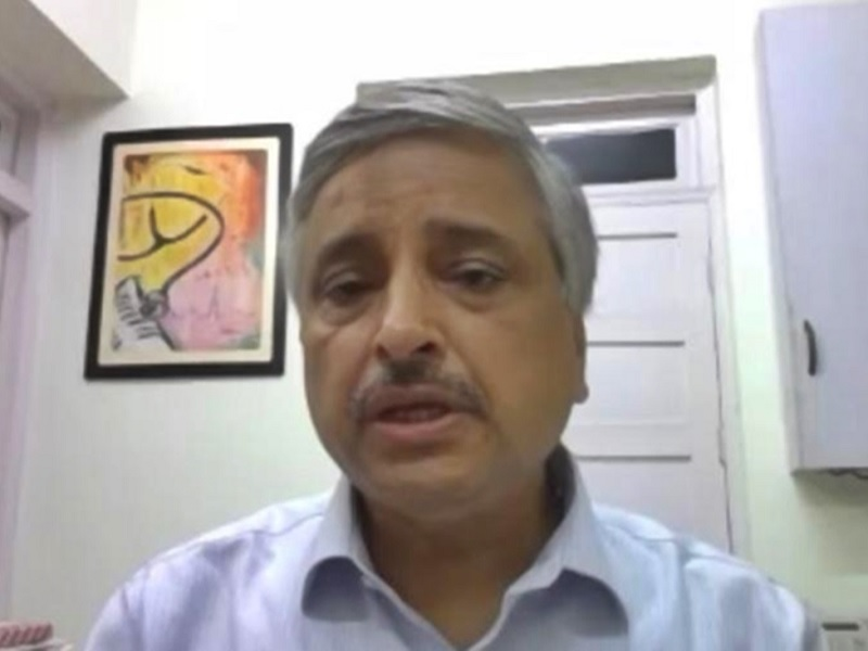 Aiims Director Dr. Randeep Guleria
