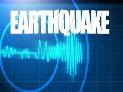 Earthquake jharkhand