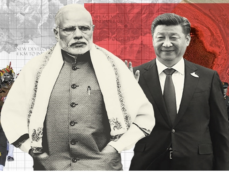 Talk Between India and China