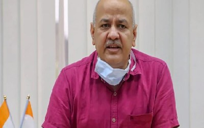 Delhi Deputy Chief Minister Manish Sisodia admitted to hospital