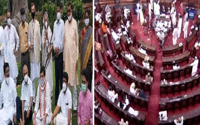 parliament monsoon session 2020