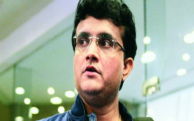 Sourav Ganguly admitted to Hospital