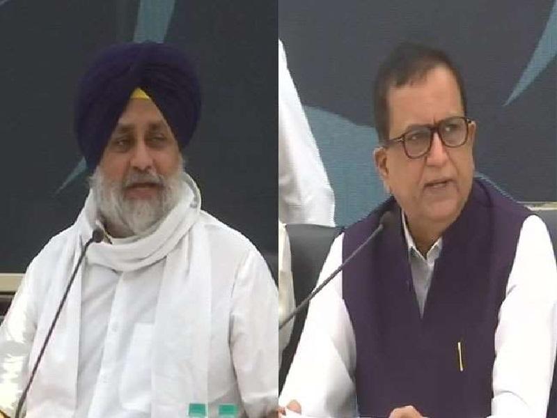 Political alliance in punjab