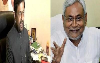 JDU counterattack on BJP, bihar politics nvr24