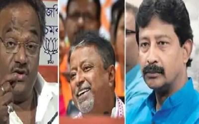 west bengal political crisis