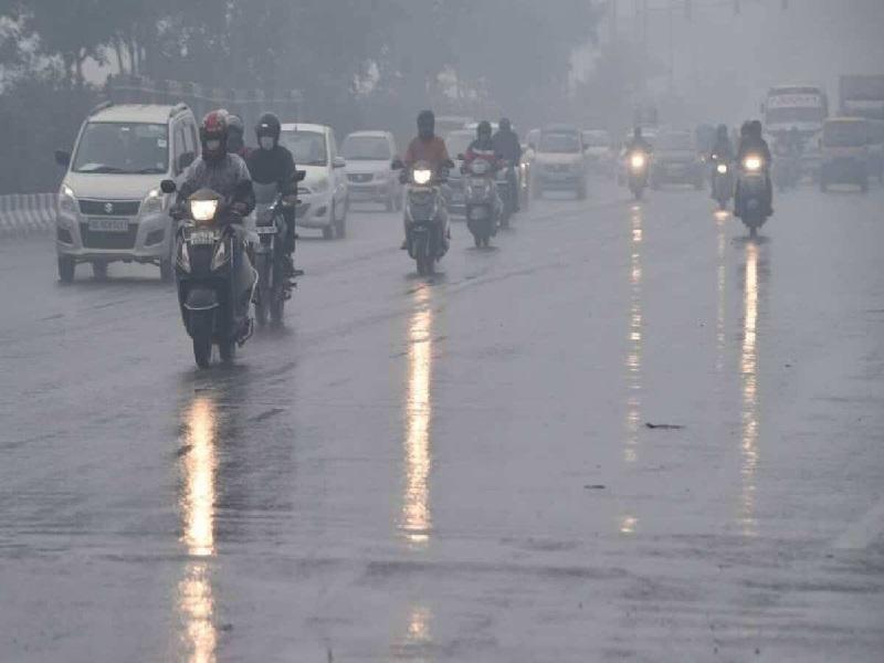 Monsoon Rain 2021
