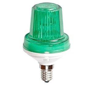 C9 LED Strobe GREEN
