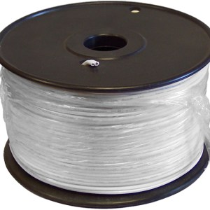SPT-1 18g WHITE Wire 500 ft Spool