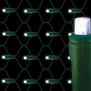 5mm LED net lights 70L Cool White
