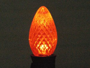 C7 SMD LED Retro Fit Orange