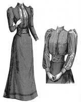 Kleding 1890-1900