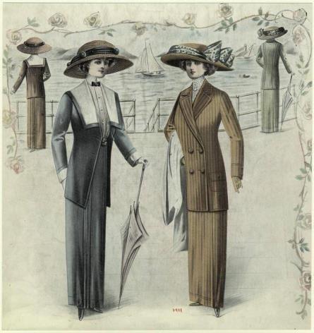 Kleding 1919-1924