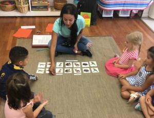 Extracurriculars at Northwest Montessori House of Children