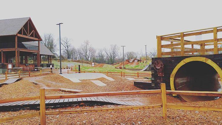 The Railyard Bike & Dog Park