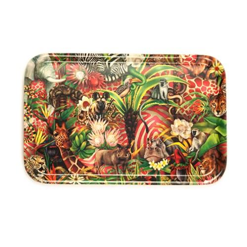 African Jungle: Full Design – Tray (Medium)