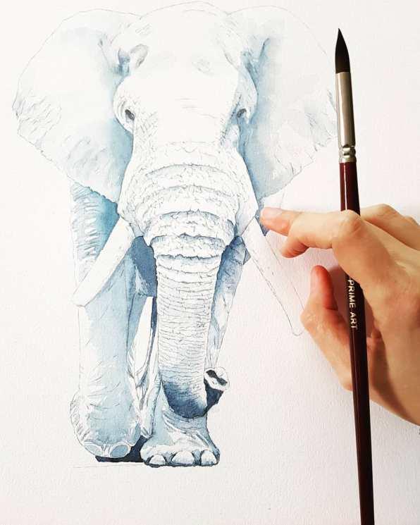 Auftragsarbeiten lassen Sie Kunstwerke nach Ihren Wünschen bestellen