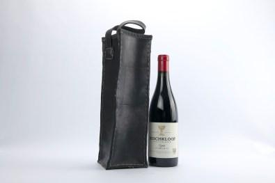 N&N Wineholder single with Redwine standing