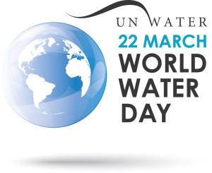 World Water Day logo Nwabisa African Art BLOG