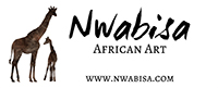 Nwabisa African Art logo