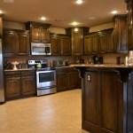 Lovely Brown Color Kitchen Cabinets 50 Ideas Lbckc Wtsenates Info
