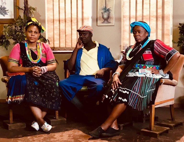 The SABC's first Xitsonga drama series, Giyani - Land of Blood, set for broadcast on SABC2 from 1 April  1