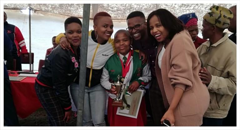 Joppie Village born Nyeleti Mabunda making it big in the Eastern Cape 1