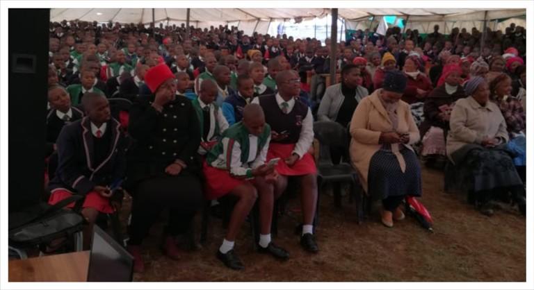 Joppie Village born Nyeleti Mabunda making it big in the Eastern Cape 2
