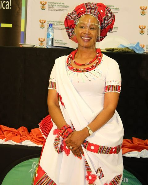 Minister Stella Ndabeni- Abrahams says youth will benefit from upcoming programmes