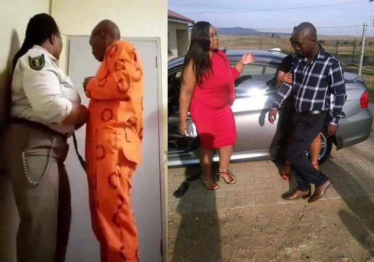The truth behind the leaked video of prison warden and inmate finally revealed