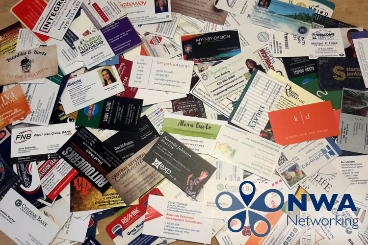 How to STOP Business Card Clutter