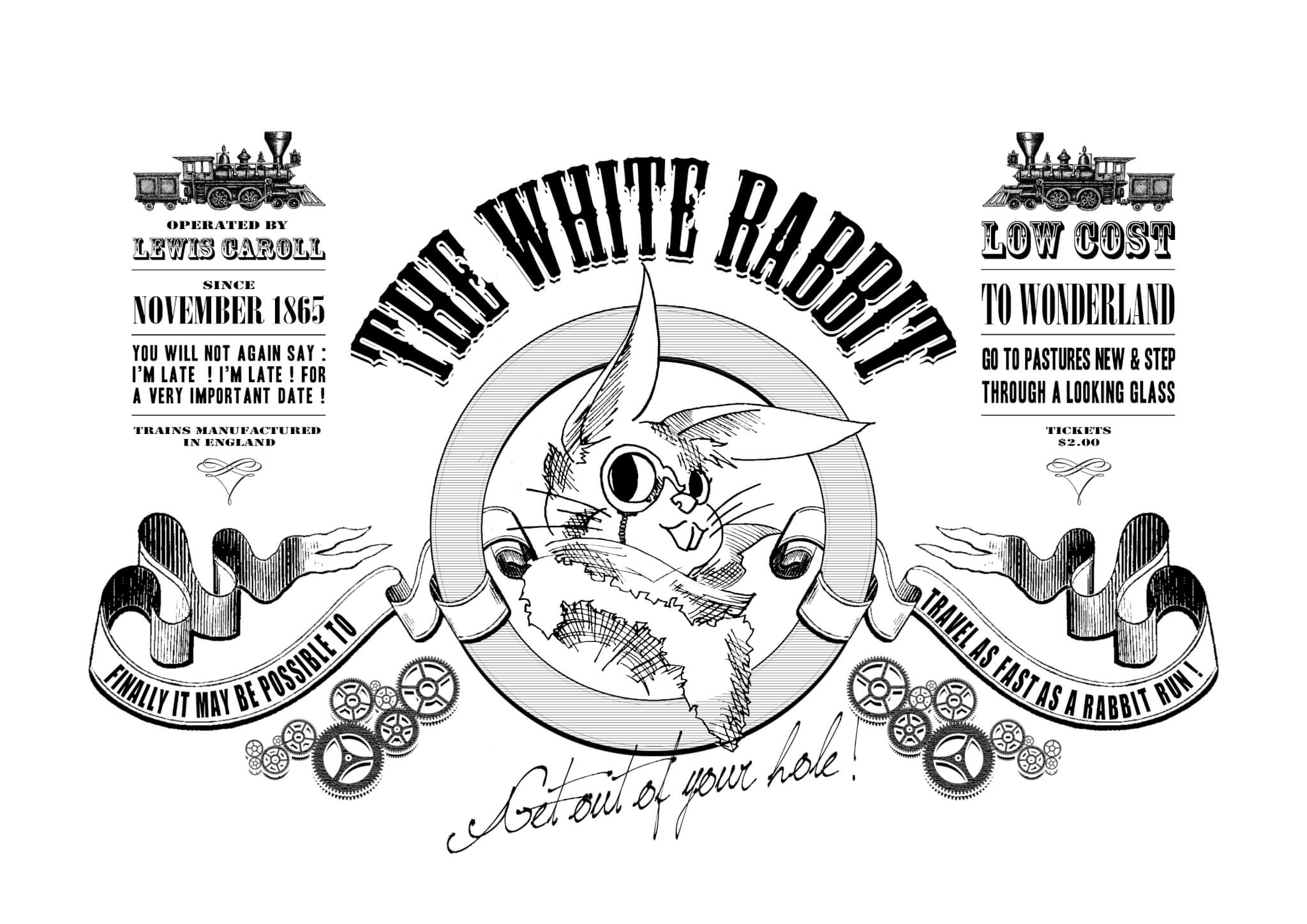 Typo _ The White Rabbit