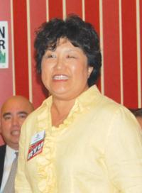Shoreline Mayor Cindy Ryu (Photo by George Liu/NWAW)