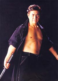 Actor Sho Kosugi