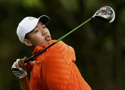 Asian masters golf