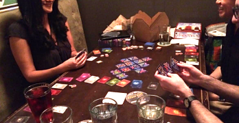 Board games inspired by Asia