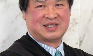 High profile cases, Asian judges