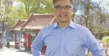 "From notable ""firsts"" to a private citizen: One-on-one with the Honorable Gary Locke"