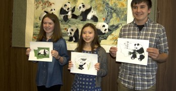 3 Washington state students win trip to visit pandas in China