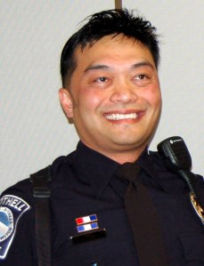 Sgt. Ethan Nguyen, Bothell Police (Photo credit: Bothell Police)