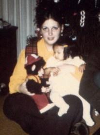 Rep. Mia Su-Ling Gregerson and mom